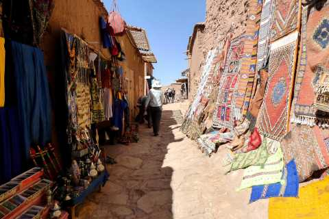 Marrakech to Ouarzazate: 1-Day Red City Tour