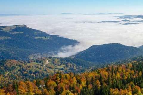 Private Tour von Sarajevo: Olympische Berge
