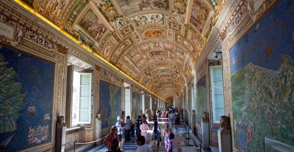 Roma: tour del Vaticano di 3 ore per piccoli gruppi