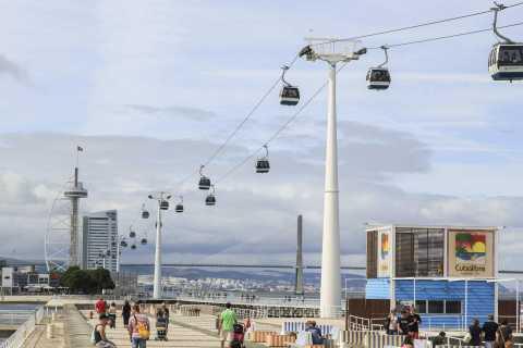 Lisboa: tour de 1 día completo con viaje en teleférico