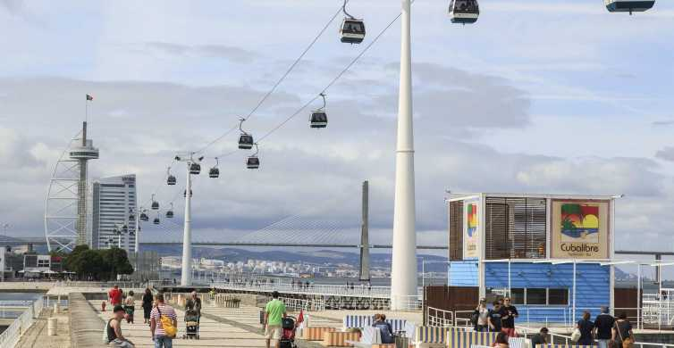 Lisbon: Full-Day City Tour with Cable Car Ride