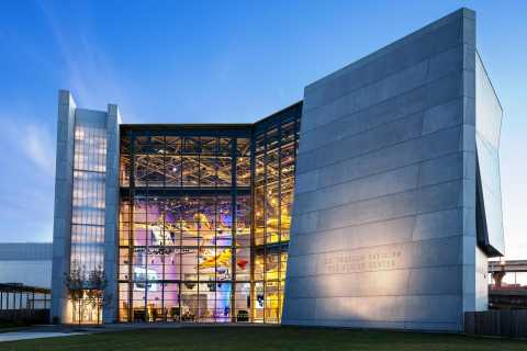 New Orleans: The National WWII Museum Timed Admission Ticket