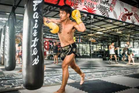 Chiang Mai: Muay Thai Boxing Experience
