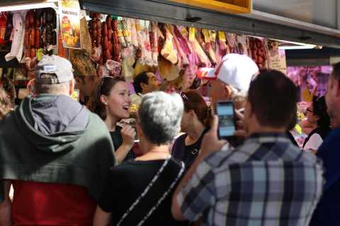 Malaga: Tapas Tasting Tour