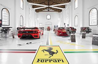 Von Rom: Ferrari-Museum und Bologna-Tour