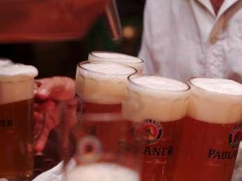 Geführter Rundgang durch Münchens Bierhallen und Brauereien