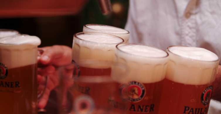 Munich's Beer Halls and Breweries: 3-Hour Guided Tour
