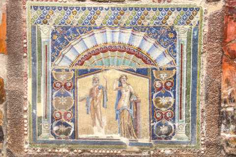 From Sorrento: Private Half-Day Herculaneum Tour