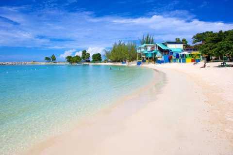 Transportation to Aqua Sol Park & Beach from Montego Bay
