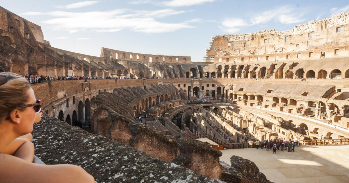 Rome: Colosseum, Roman Forum, Palatine Hill Priority Tickets