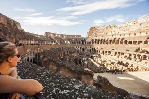 Rome: billet prioritaire Colisée, Forum et mont Palatin