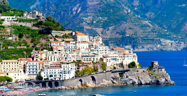 From Sorrento: Full-Day Private Amalfi Coast Tour