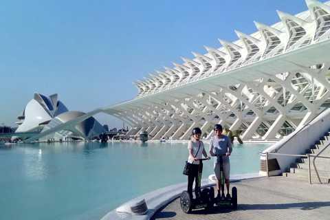 Valencia: Segwaytour naar Ciutat de les Arts i les Ciències