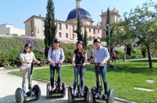 Segway-Tour durch Valencia und Kunst