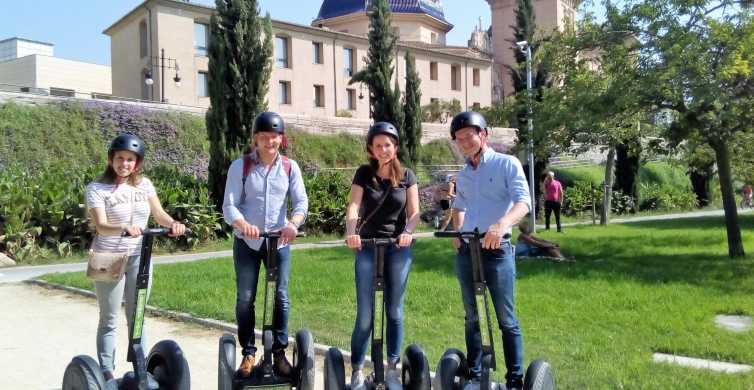 Valencia: 1-Hour Arts & Nature Segway Tour