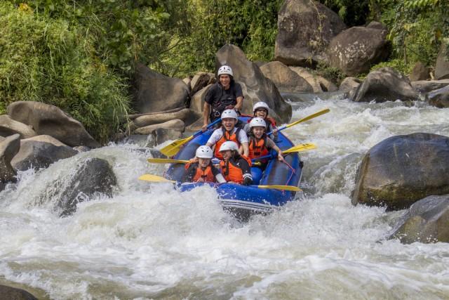 Chiang Mai: Mae Taeng River White Water Rafting