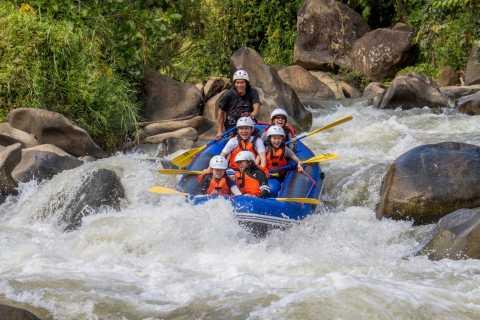 Chiang Mai: rafting en aguas bravas del río Mae Taeng