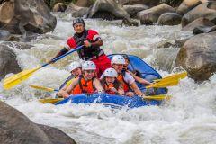 Chiang Mai: 3 horas de caminhada e 10 quilômetros de rafting