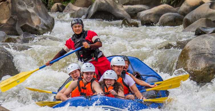 Chiang Mai: 3-Hour Trek and 10-Kilometer White Water Rafting