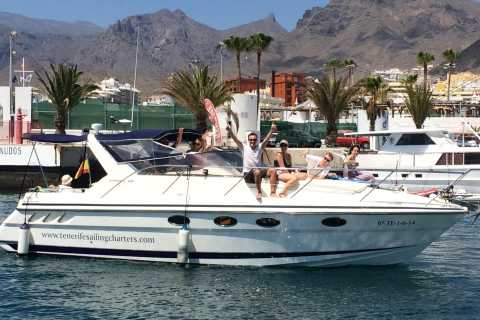 Tenerife 3-Hour Luxury Cruise with Whale & Dolphin Watching