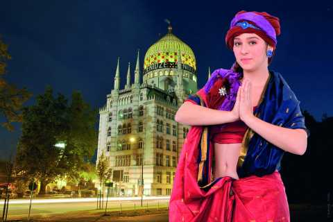 Dresden: Fatima the Secret Lover 1-Hour Tour