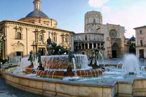 Valencia: wandeltocht door het middeleeuwse centrum