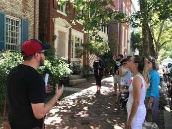 Washington DC: 3-Stunden-Geschmack von Georgetown Walking Food Tour