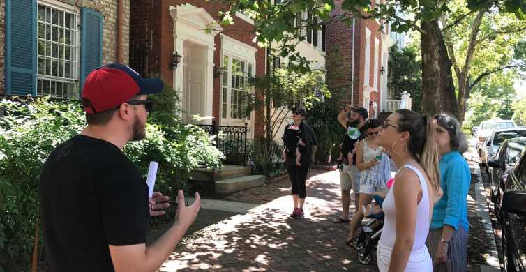 Washington D.C.:3-Hour Taste of Georgetown Walking Food Tour