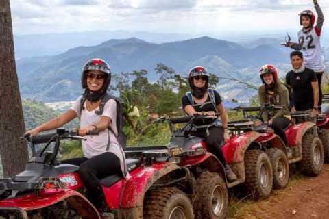 Chiang Mai: 3 horas de tour de aventura en el campo de ATV