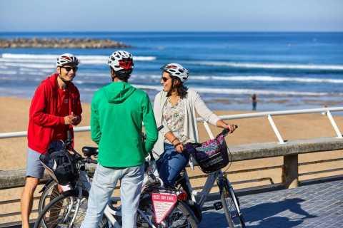 San Sebastián: tour de 2,5h en bici eléctrica País Vasco