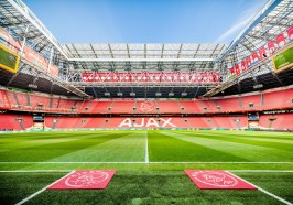 What to do in Amsterdam - Johan Cruijff ArenA Stadium 75-Minute Tour