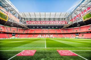 Johan Cruijff ArenA: 75-minütige Stadiontour
