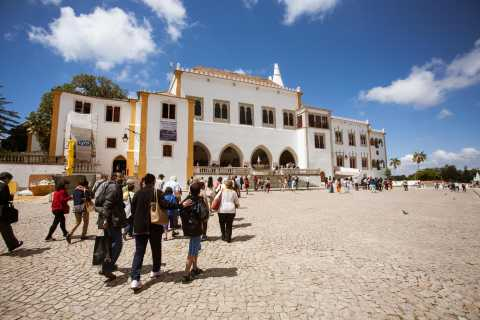 National Palace of Sintra and Gardens Fast Track Ticket