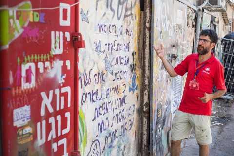 Tel Aviv: Modern & Old City Walking Tour