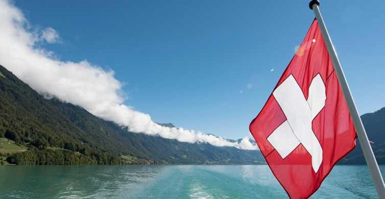 From Milan: Interlaken & Swiss Alps Day Trip