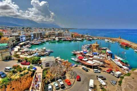 Full day Nicosia & Kyrenia Tour: Private Tour from Limassol