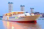 Bangkok: 2-Hour Dinner Cruise on the Chao Phraya Princess