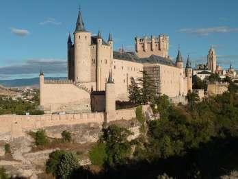 Segovia & Toledo: Alcazar, Kathedrale & Mittagessenoption