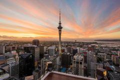 Ingresso para a Sky Tower de Auckland