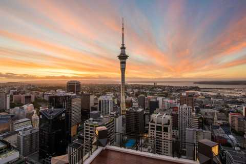 Sky Tower Auckland: General Admission Ticket