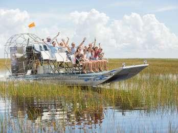 Sawgrass Park: Privates Airboat-Abenteuer