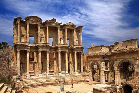 Ephesus: Full Day Tour from Kusadası or from Selcuk