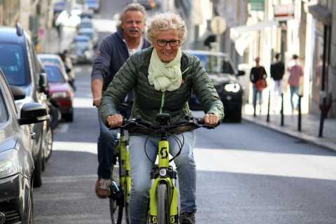 Lisbon: 3-Hour Tour by E-Bike
