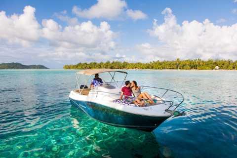 Bora Bora Yoga und Lagunenerlebnis