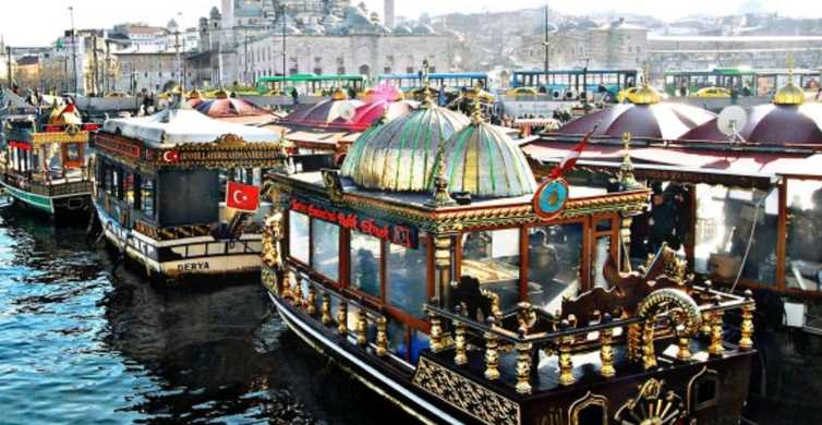 Istanbul: 6-Hour Highlights Tour