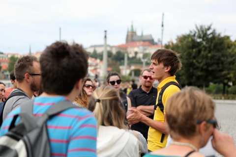 Prague: Private City Walking Tour