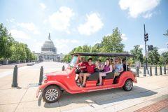 Washington, DC: Excursão de 2 Horas em Veículo Elétrico