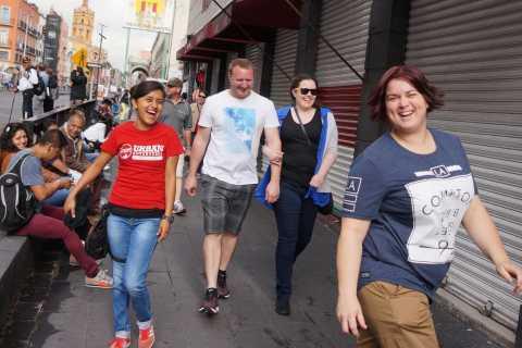 Mexico City: Half-Day Original Markets & Street Food Tour