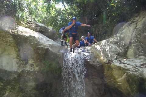 Shore Excursion: Zip N' Splash - Waterfalls and Zip Lines