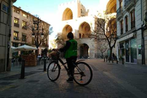 Speciale Segway Valencia Tour + fietsverhuur de hele dag inbegrepen